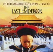 Çeşitli Sanatçılar: OST - Last Emperor  'Son İmparator' - CD