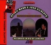 Herbie Mann, João Gilberto: With Antonio Carlos Jobim - CD