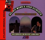 Herbie Mann, João Gilberto: With Antonio Carlos Jobim - CD