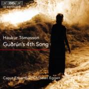 Caput Ensemble, Christian Egger: Tómasson: Gudrún's 4th Song - CD