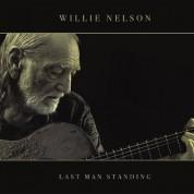 Willie Nelson: Last Man Standing - Plak