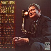 Zoot Sims and the Gershwin Brothers - CD