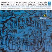 Çeşitli Sanatçılar: Osmanlı İmparatorluğunda Müzik, Türk ve Rum Bestekarlar - CD