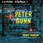 Henry Mancini: The Music From Peter Gunn - Plak