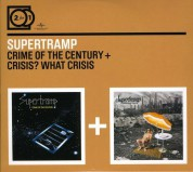 Supertramp: Crime Of The Century / Crisis? What Crisis? - CD