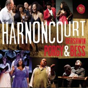 Nikolaus Harnoncourt: Gershwin: Porgy & Bess - CD