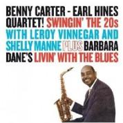 Benny Carter: Swingin' In The 20S - CD