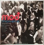 Çeşitli Sanatçılar: Mod Movers (Blue Vinyl) - Plak