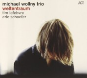 Michael Wollny Trio: Weltentraum - CD