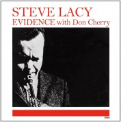 Steve Lacy: Evidence With Don Cherry - CD