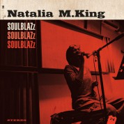 Natalia M. King: Soul Blazz - CD