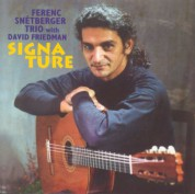 Ferenc Snétberger: Signature - CD