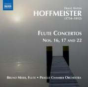 Bruno Meier: Hoffmeister: Flute Concertos, Vol. 2 - CD