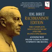 İdil Biret: Rachmaninov Edition - CD