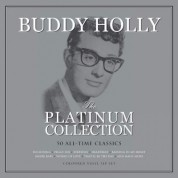 Buddy Holly: The Platinum Collection (White Vinyl) - Plak