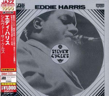 Eddie Harris: Silver Cycles - CD
