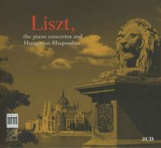 Nelson Freire, Arthur Pizarro, Dresdner Philharmonie, Michel Plasson: Liszt: The Piano Concertos and Hungarian Rhapsodies - CD