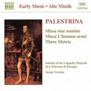 Palestrina: Missa Sine Nomine / Missa L'Homme Arme / Motets - CD