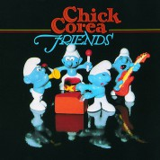 Chick Corea: Friends (w/J. Farrell, E. Gomez, S. Gadd) - CD