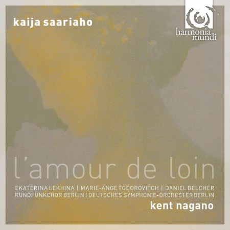 Deutsches Symphonie-Orchester Berlin, Kent Nagano: Saariaho: L'Amour de loin - SACD