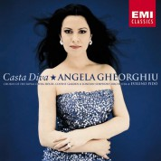 Angela Gheorghiu: Angela Gheorgiu - Casta Diva - CD