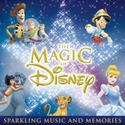 Çeşitli Sanatçılar: The Magic Of Disney - CD