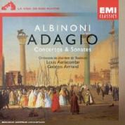 Xavier Darasse, Louis Auriacombe, Georges Armand, Orchestre de Chambre de Toulouse: Albinoni: Adagio, Concertos & Sonatas - CD