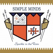 Simple Minds: Sparkle In The Rain - Plak