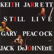 Keith Jarrett Trio: Still Live - Plak
