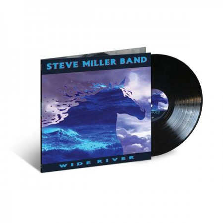 Steve Miller Band: Wide River - Plak