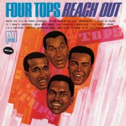 The Four Tops: Reach Out - Plak