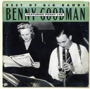 Benny Goodman, Peggy Lee: Best Of Big Bands - CD