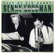 Benny Goodman, Peggy Lee: Best Of Big Bands - CD