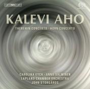 Annu Salminen, Carolina Eyck, Lapland Chamber Orchestra, John Storgårds: Aho: Theremin Concerto - SACD