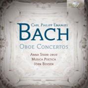 Anna Starr, Musica Poetica, Jörn Boysen: C.P.E. Bach: Oboe Concertos - CD