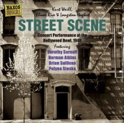 Izler Solomon: Weill, K.: Street Scene (Hollywood Bowl Performance) (1949) - CD