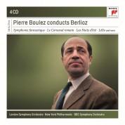 Pierre Boulez: Boulez Conducts Berlioz - CD