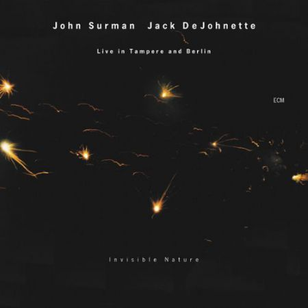 John Surman, Jack DeJohnette: Invisible Nature - CD