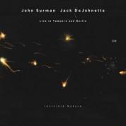John Surman, Jack DeJohnette: Invisible Nature - CD