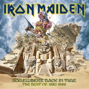Iron Maiden: Somewhere Back In Time-The Best Of 1980-1989 - Plak