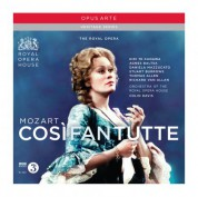 Sir Colin Davis, Orchestra of the Royal Opera House, Kiri Te Kanawa: Mozart: Cosí fan tutte - CD