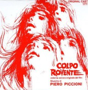 Piero Piccioni: Colpo Rovente: Colonna Sonora Originale Del Film (Remastered) - Plak