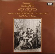 Wiener Philharmoniker, George Szell: Beethoven: Egmont - Plak