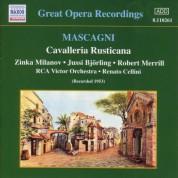 Mascagni: Cavalleria Rusticana (Milanov, Bjorling) (1953) - CD