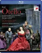 Alexandrs Antonenko, Sonya Yoncheva, The Metropolitan Opera Orchestra and Chorus: Verdi: Otello - BluRay