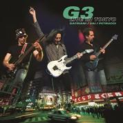 Joe Satriani, Steve Vai, John Petrucci: G3 Live in Tokyo (Translucent Green Vinyl) - Plak