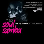 Ike Quebec: Soul Samba Bossa Nova - Plak