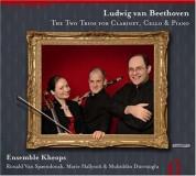 Ensemble Kheops, Muhiddin Dürrüoğlu: Beethoven: The Two Trios For Clarinet, Cello and Piano - CD