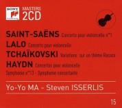 Yo-Yo Ma, Steven Isserlis: Haydn, Saint-Saens, Tchaikovsky, Lalo - CD