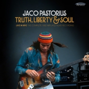 Jaco Pastorius: Truth, Liberty & Soul – Live in NYC: The Complete 1982 NPR Jazz Alive! Recording - CD